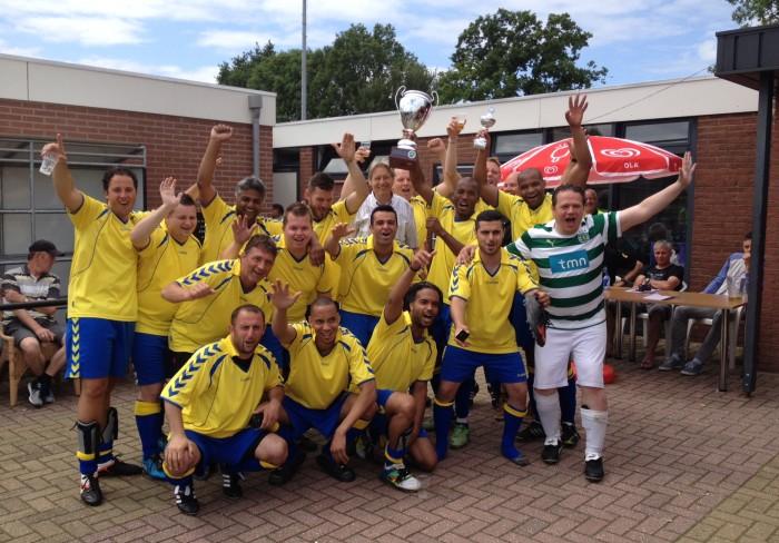 foto 2 NKA damesteam Lelystad